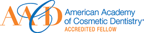 american academy of cosmetic dentistry accredited member